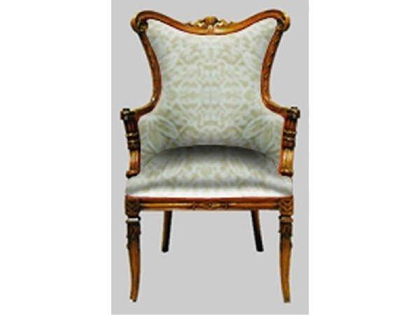 698: Fine Mahogany Victorian Delicate Chair