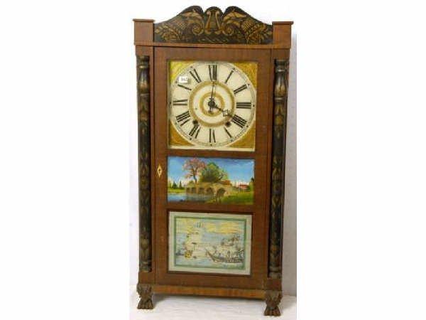 945: WILLIAMS, ORTON, PRESTONS  CO. Clock
