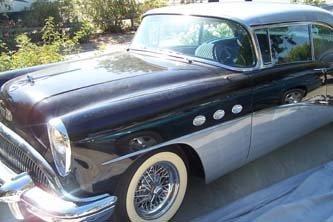 109: 1954 Modified Buick Century 2 Tone Cruiser