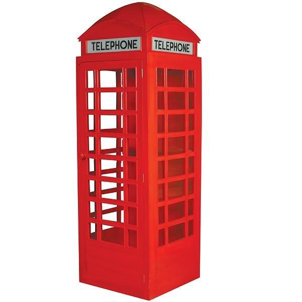 3020: A Good European Style Phone Booth