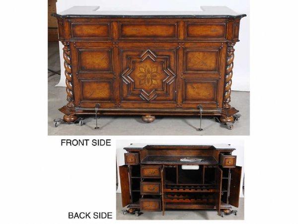 6018: Fine Designer Italian Style Bar