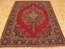 5102: Excellent Hand Tied Persian Area Rug
