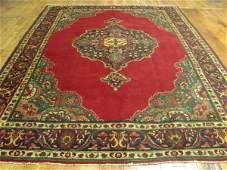 5111: Very Nice Hand Made Persian Area Rug