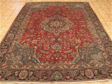 5122: Large Hand Crafted Persian Area Rug