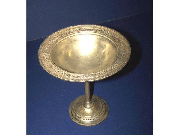 10: J.S. Company Sterling Compote