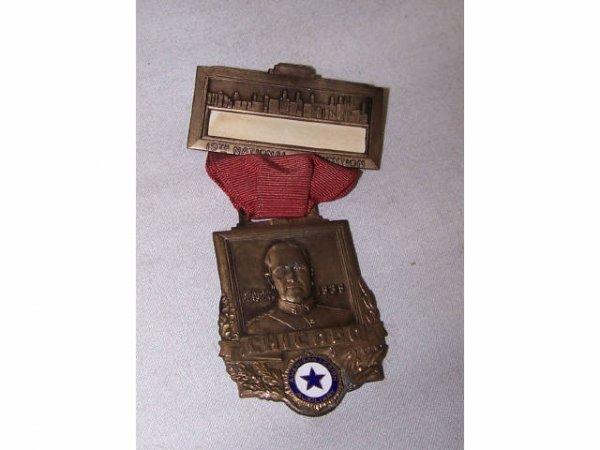 313: 1939 Chicago American Legion Medal