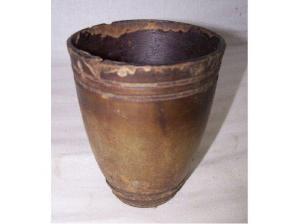 319: Ancient Horn Drinking Vessel