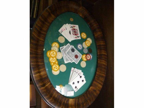 892: Bubbleglass Gamblers Diarama