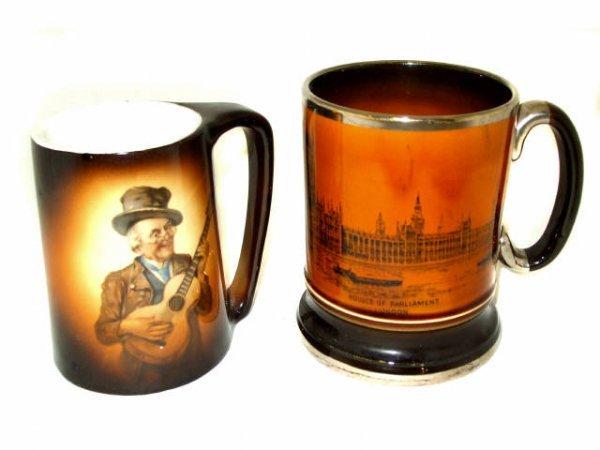723: Warwick & Arthur Woods Mugs