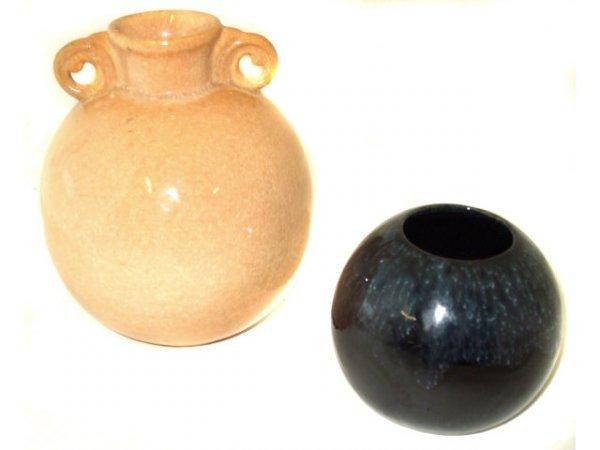 736: Cowan & Van Briggle Art Pottery Lot