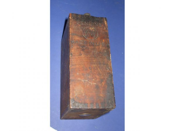 976: KW Ford Wooden Cased Model T Coil - 2