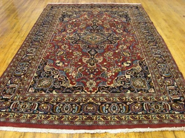 1313: Large Hand Made Persian Rug