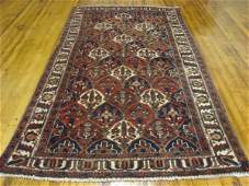 1328 Large Hand Tied Persian Area Rug