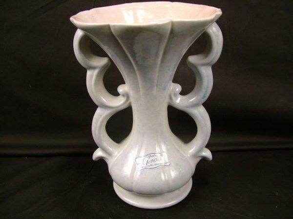 9306: Vintage GONDER Art Pottery Vase
