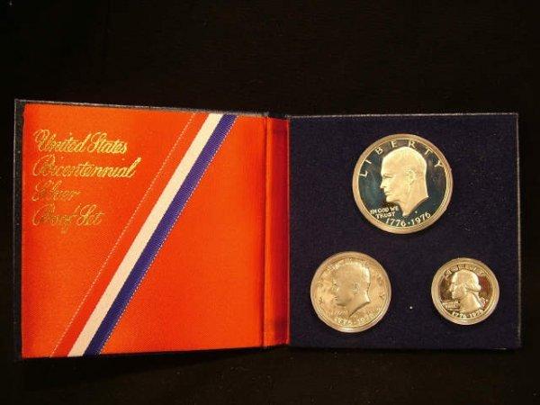 9002: Bicentennial Silver Coin Proof Set