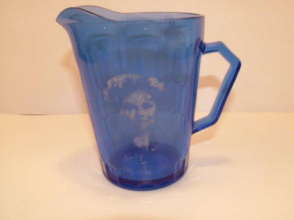 9013: Vintage Shirley Temple Creamer