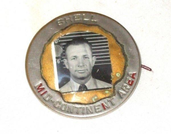 110: Old Shell Employee Badge