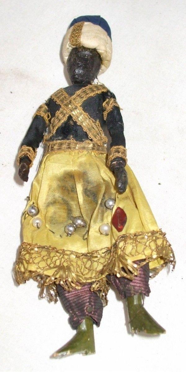 116: Handmade Ethnographic Figure