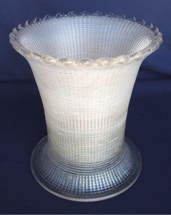 14039: Nice Vintage HEISEY  Vase