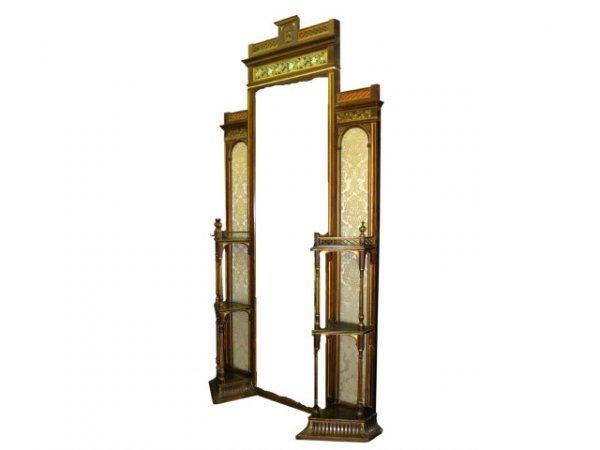 13021: Fabulous Victorian Mahogany Etagere