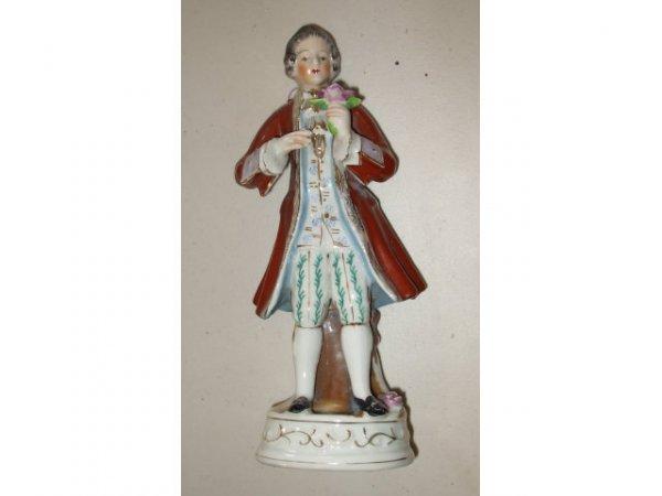 10014: German Porcelain Figurine