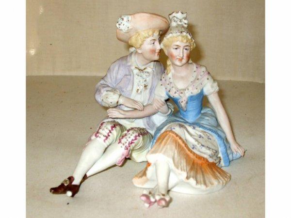 1616: Fine Austrian Figural Couple
