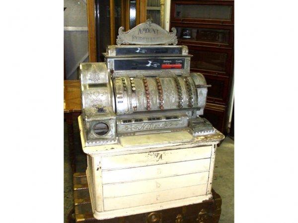 3528: NCR Model 572 -4-c Cash Register