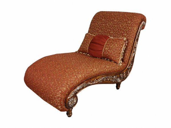 3: Fancy Grecian Style Chaise Lounge
