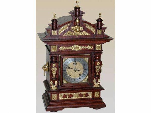 355: Lenzkirch Bracket Clock