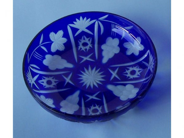 2: Blue Cut to Clear Bowl