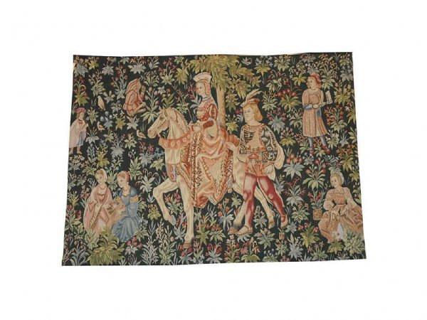 1015: Handwoven Tapestry