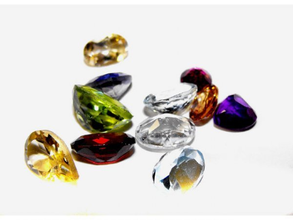 2020: Fine Lot of Cut Gemstones 8.65 cts.