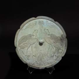 chinese ancient copper mirrior