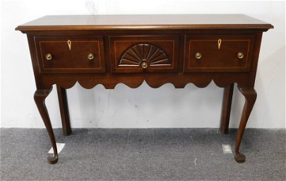 Bench Made Quality Inlaid Sideboard