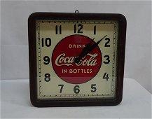 Vintage 1939 Coca Cola Selecto Clock