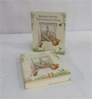 """Beatrix Potter """"The Complete Tails"""" Box Set"""
