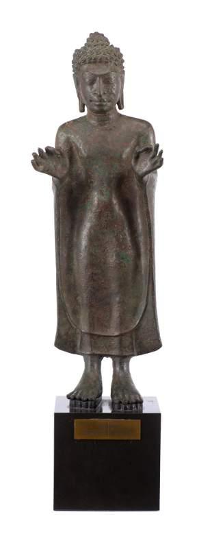Buddha Thaï debout (Sanskrit: Amitabha Tathagata)
