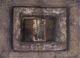 """Shafiq ALNAWAB (1943) """"Ancien jeu de lumières"""""""