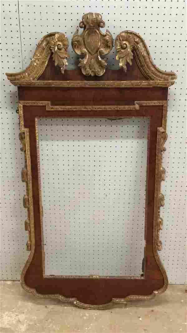 Period Chippendale Mirror