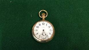 Waltham 23 Jewel Pocket Watch