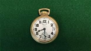 Waltham Vanguard 23 Jewel Pocket Watch