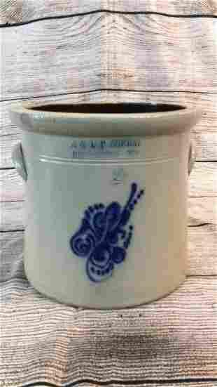 Northern Salt Glaze 2 Gallon Crock