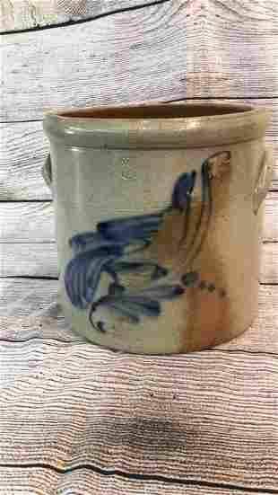 3 Gallon Salt Glaze Crock