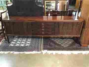 Rosewood Credenza By Bramin