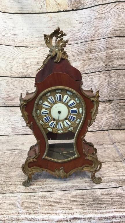 Tiffany and Company Mantle Clock
