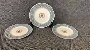 24 Wedgwood Florentine Plates