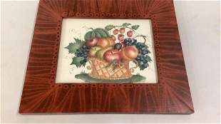 Theorem on Velvet, Small Fruit Basket