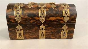 Rosewood Casket Table Box