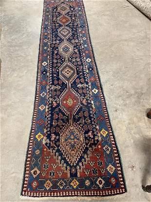 Hand Woven Persian Caucaus Runner