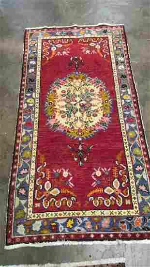 Hand Woven Persian Area Rug